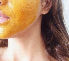 masque curcuma mesarticlesdujour