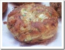 Mock Crab Cakes - Zucchini 'Crab' cakes - My ALL TIME FAVORITE yummy!