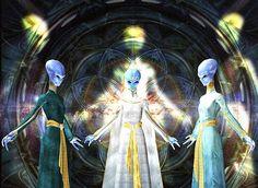 The 9th Dimensional Arcturian Council