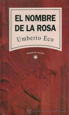 el nombre de la rosa libro - Cerca amb Google