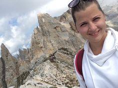Italy, Predazzo, Rifugio Torre di Pisa, 2671m
