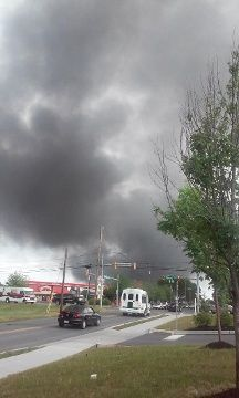 Images: Fire at Harry's U Pull It | Lehigh Valley News - Home