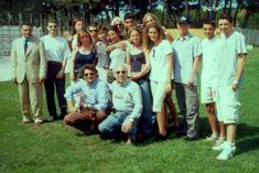 Camp Rotary Distretti 2080-2100 ITALIA: a sx in piedi: Presidente Rotary Club Raimondo Villano (luglio/agosto 2000).