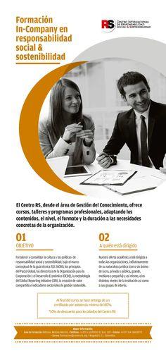 Formación In-Company en Responsabilidad Social & Sostenibilidad