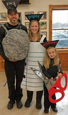 59 Family Halloween Costumes That Are Clever, Cool And Extra Cute   Huffington Post