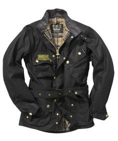Everyone should own at least one Barbour jacket in their lifetime.