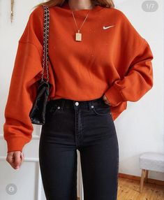 Girls Fashion Clothes, Teen Fashion Outfits, Outfits For Teens, Look Fashion, Fall Outfits, Girl Fashion, Cute Comfy Outfits, Simple Outfits, Pretty Outfits
