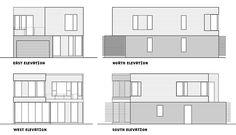 BI Residence 2015, Toronto, Ontario - Elevation