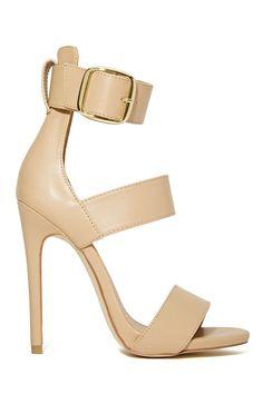 Steve Madden Mysterii Heel | Shop Sandals at Nasty Gal