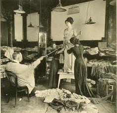Paris Atelier, 1910