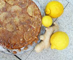 Recipe of the Day: Lemon & Ginger Upside-Down Cake