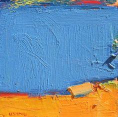 Sandy Ostrau, Ocean Blue 6x6