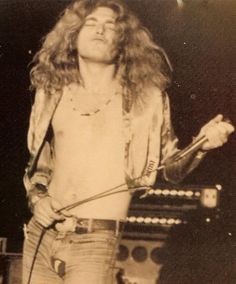 Robert Plant of LedZeppelin