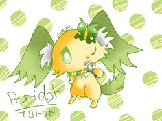 Jewelpet Peridot by Chaomaster1.deviantart.com on @deviantART