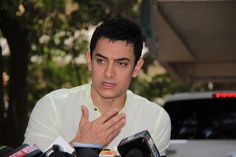 Aamir Khan not only believes entertaining the audience, he also believes in making a difference to the society with his work. He is truly the Worlds Biggest Superstar. Only Believe, Aamir Khan, World's Biggest, Movie Stars, Superstar, Bollywood, Entertaining, Movies, Films