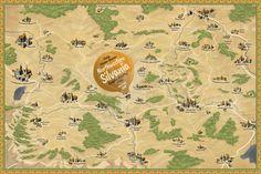 Northwestern Silvania - presentation by qpiii on DeviantArt Cartography, Worlds Largest, Vintage World Maps, Presentation, Deviantart, Drawings, Artist, Artists, Sketches