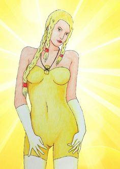 Lilian Hurvis aka Light