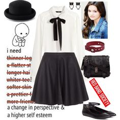 This outfit. mainly the hat School Outfits Tumblr, Spring Outfits For School, School Outfits For College, Preppy Casual, Preppy Outfits, Red Band Society, Emma Style, Winter Leggings, Teacher Outfits