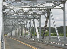 Steel Bridge by pierceray, via Flickr