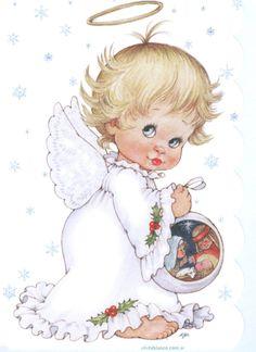 navidad angelitoBy ; Maria Elena Lopez I Have present for Jesus
