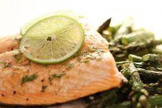 Cilantro Lime Salmon (y otras recetas con ralladura de limón <3) (Lime steak, lime marinated chicken, curry lime sauce...! Etc.)