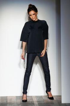 Victoria Beckham, Осень-зима 2013/2014, Ready-To-Wear, НЕДЕЛЯ МОДЫ: Нью-Йорк