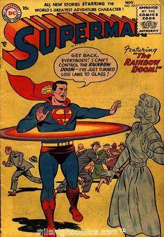 Rainbow Doom Superman