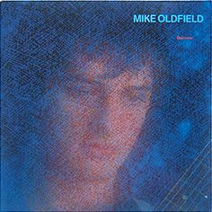 Mike Oldfield / LP Discovery FR: 70 259 / PM 262 Blue art label