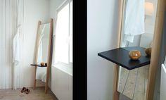 Deknudt Mirrors Reflect+ 3048.171 Track Rectangular Framed Mirro
