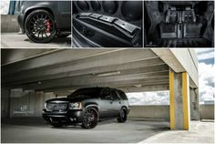 Chevrolet Tahoe by Ultimate Auto – The General