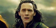 <><> Loki, just before shoving Jane out of the way and nearly dying.