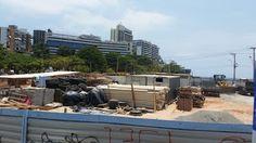 Blog do Rio Vermelho, a voz do bairro: Imagens da requalificação do Rio Vermelho em dezem...