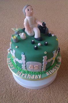 Bowling cake 70th Birthday Cake, Cake Decorating, Decorating Ideas, Elephant Cakes, Bowl Cake, Cake Stuff, Celebration Cakes, Bowling, Cake Designs