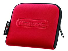 Carrying Case For Nintendo 2Ds Console - Red, 2015 Amazon Top Rated Cases & Storage #PersonalComputer