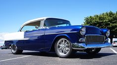 1955 Chevrolet Bel Air Hardtop 572/630 HP,