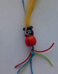 Gelukspoppetje Zwarte Piet (1 stuks)