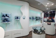 Comete Jewelry Shop Design 7 Comete, Luxury & Elegant Jewerly Store Design in Milan, Italy