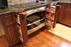 Spice Rack Bensalem Extraordinary Drop Down Tv On Remote Control Lift  Kitchen Storage And Ideas Decorating Design