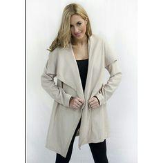 #freeshipping #selenacoat #sale Secret Closet, Duster Coat, Beige, Blazer, Jackets, Madison Square, Selena, Women, Style