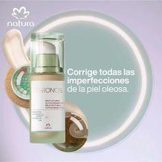 Video Natura, Chronos Natura, Natura Cosmetics, Alcohol En Gel, Serum, Shampoo, Perfume Bottles, Personal Care, Beauty