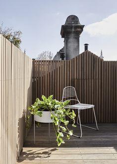 Tom Robertson Adds Loft Extension To Melbourne Cottage — urdesignmag