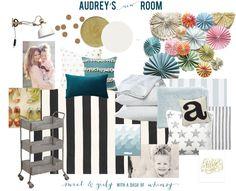 Grown Up Girl Bedroom | Jones Design Company