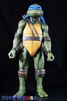 #NECAToys #TeenageMutantNinjaTurtles 1/4″ Leonardo Figure Review http://www.toyhypeusa.com/2017/07/01/neca-toys-teenage-mutant-ninja-turtles-14-leonardo-figure-review/ #TMNT