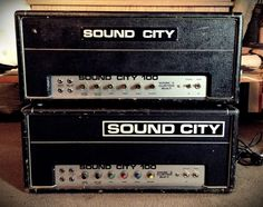 Sound city designs.