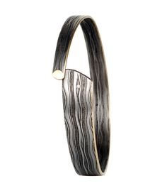 victoria moore, damascus steel, bracelets and necklaces Metal Jewelry, Jewelry Art, Silver Jewelry, Jewelry Design, Damascus Ring, Damascus Steel, Bangle Bracelets, Bangles, Necklaces