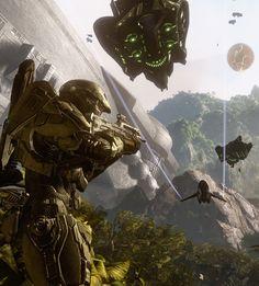 Halo 4, stunning