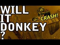 Will It Donkey #08 - Sandstorm EXTREME!!!1 #Akamikeb #willitdonkey #gamereview #videogame