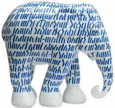 Elephant Parade » Elefante da Paz