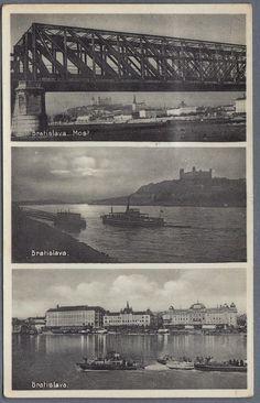 Bratislava, 7 Months, Louvre, Building, Travel, Voyage, Buildings, Viajes, Traveling