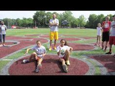 Hurdle Drills: Arm and Hip Flexor Focus Running Training Programs, Running Drills, Running Tips, Training Videos, Track Drill, Best Fitness Watch, Waterproof Fitness Tracker, Running Watch, Pole Vault